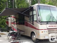 2006 Damon Trespasser 391w 39 FT Recreational vehicle.