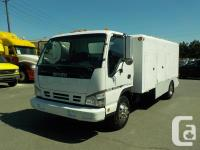 Make Isuzu Year 2006 Colour White Trans Automatic kms
