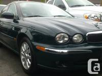 2006 Jaguar X-Type AWD All Weather Specialist British