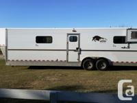 HEAD TO HEAD GN, THE ULTIMATE IN HAULING LARGE HORSES!!