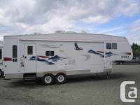 2006 30ft Jayco 5th wheel trailer301 Eagle series