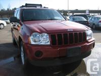 2006 Jeep Grand Cherokee 4WD Laredo 4X4