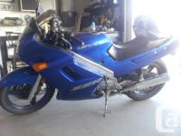 Cheap on gas...fun to ride. All ready to go for the