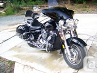 06 Kawasaki Vulcan Nomad, New clutch, and tires. New