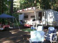 2006 Keystone Outback 23RS (25ft bumper to hitch -