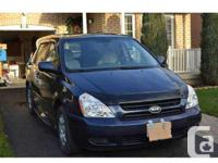 Brampton, ON 2006 Kia Sedona LX This spacious