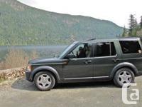Make Land Rover Model LR3 Year 2006 Colour Tonga Green