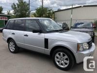 Make Land Rover Year 2006 Colour Silver Trans