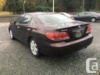 Make Lexus Model ES 330 Year 2006 Colour Red kms
