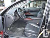 Make Lexus Model GS 300 Year 2006 Colour Black kms