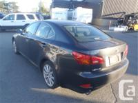 Make Lexus Model IS Year 2006 Colour Grey kms 156194