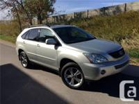 Make. Lexus. Model. RX. Year. 2006. Colour. Silver.