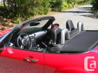 Make Mazda Model MX-5 Year 2006 Colour Red kms 99000