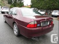 Make Lincoln Model LS Year 2006 Colour Dark Cherry