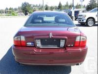 Make Lincoln Model LS Year 2006 Colour Dark Cherry