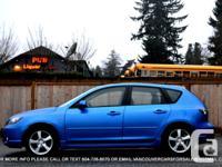 Make. Mazda. Model. Mazda3 Sport. Year. 2006. Colour.