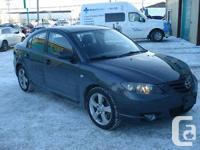 Make. Mazda. Model. 3. Year. 2006. Colour. Dark Grey.