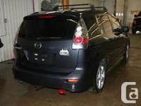 Make Mazda Model MAZDA5 Year 2006 Colour Grey kms