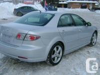 Make Mazda Model 6 Year 2006 Colour silver kms 171000