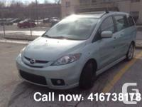 2006 Mazda Mazda five Only 174, 500 kms. Safety and
