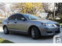 St.Catharines, ON 2006 Mazda Mazda3 $7,800 This