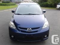 Make Mazda Model 5 Year 2006 Colour Blue kms 149600
