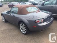 Make Mazda Model MX-5 Miata Colour Grey Trans Manual