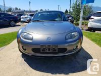 Make Mazda Model MX-5 Year 2006 Colour Grey kms 98417