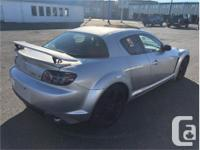 Make Mazda Model RX-8 Year 2006 Colour Silver kms