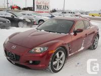 Details Make:Mazda Model:RX8 Year:2006 Drivetrain:RWD