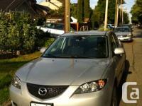2006 Mazda3 in fantastic problem. New brake pads,
