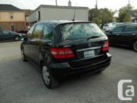 2006 Mercedes, B200, 4D,  Hatchback, 4 Cyl, Auto, Power