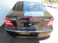Make Mercedes-Benz Model 280 Year 2006 Colour Black