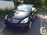 2006 Mercedes-Benz B-Class B200 Turbo,  ALLOYS AC CD
