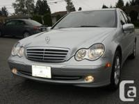 2006 Mercedes-Benz C-Class C280 4MATIC Sedan  automatic