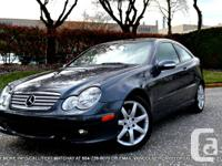 Stylish and affordable 2006 Mercedes-Benz C230