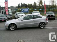 2006 MERCEDES-BENZ C230 SPORT COUPE EVOLUTION PACKAGE,