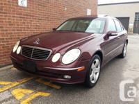 2006 Mercedes Benz E500,  Navigation, automatic, 149000