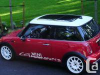 2006 Mini Cooper, 5 spd 2006 Mini Cooper , red, 5spd ,