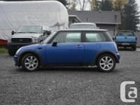 Make MINI Model COOPER Year 2006 kms 129000 Trans