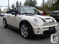 Make Mini Model Cooper S Year 2006 Colour White kms
