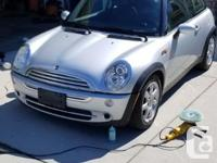 2006 Mini Cooper 2 Door Hatchback 4 Cylinder