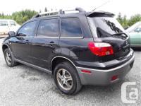 Make Mitsubishi Model Outlander Year 2006 Colour Black