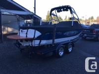 This Limited Edition Nautique Super Air is an awesome