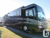 2006 NEWMAR ESSEX 45' Class A Motorhome $229900.00