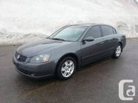 2006 Nissan Altima 2.5S Automatic, 199000km, Fully