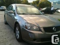 2006 Nissan Altima S - $4,989* Certified nd E-tested