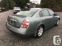 Make Nissan Model Altima Year 2006 Colour Grey kms