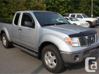 Make Nissan Model Frontier Year 2006 Colour Silver kms