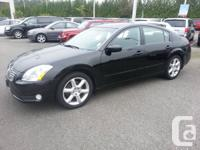 2006 Nissan Maxima SE  Biggest Bang for the Buck ....